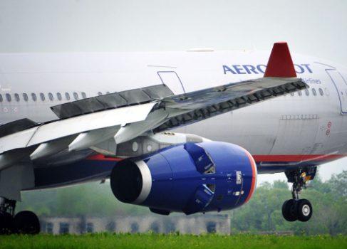 Система онлайн-бронирования «Аэрофлота» возобновила работу