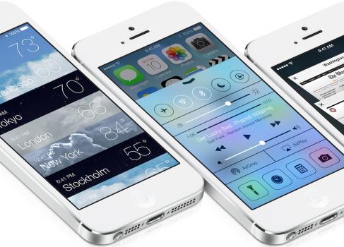 iOS7 будет доступна сегодня в 9 вечера по Москве