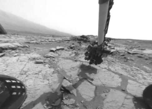 NASA опубликовала видео к первой годовщине Curiosity на Марсе