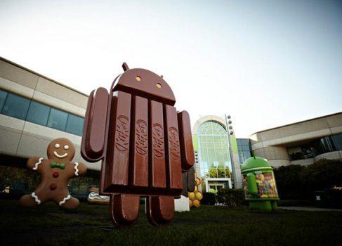 Новая версия Android получит название KitKat
