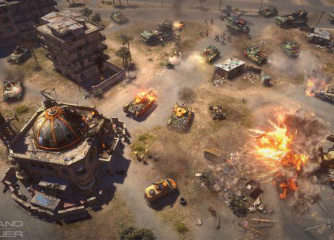 Свежие подробности о новой Command & Conquer