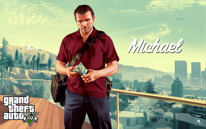 GTAv_michael_with_money