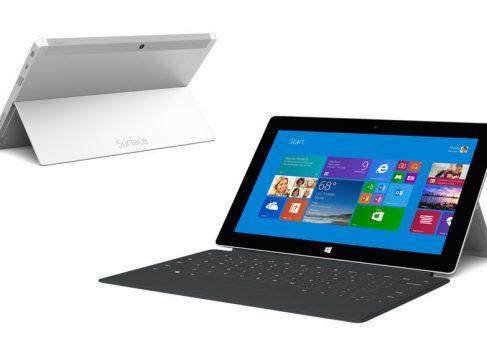 Microsoft представляет Surface 2 и Surface Pro 2