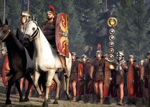 Сегодня — релиз Total War: Rome 2