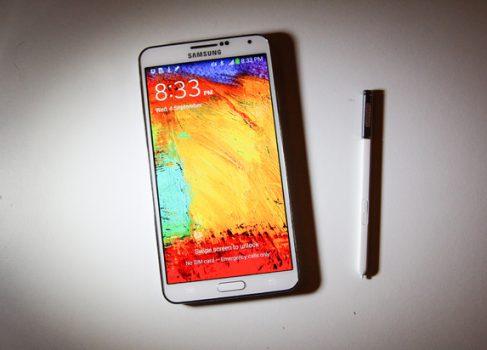Представлена очередная новинка от Samsung — планшетофон Galaxy Note 3
