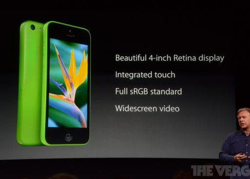 iPhone5C: характеристики, цена и сроки поставки