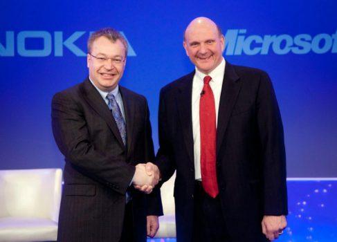 Microsoft покупает мобильное подразделение Nokia