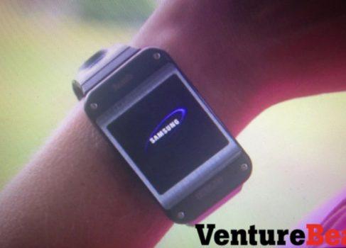 Часы Samsung Galaxy Gear: умные и громоздкие