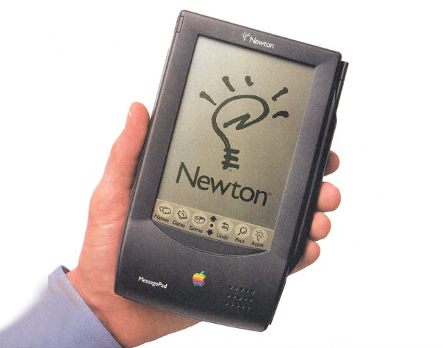Newton-MessagePad-1993
