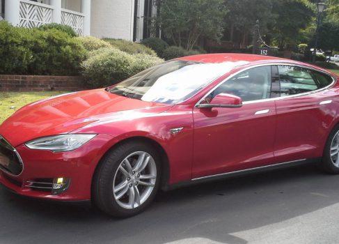 Tesla Motors открыла «западный зарядный коридор»