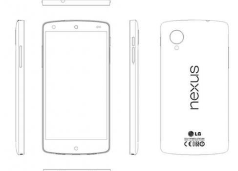 Nexus 5 от LG: характеристики и внешний вид