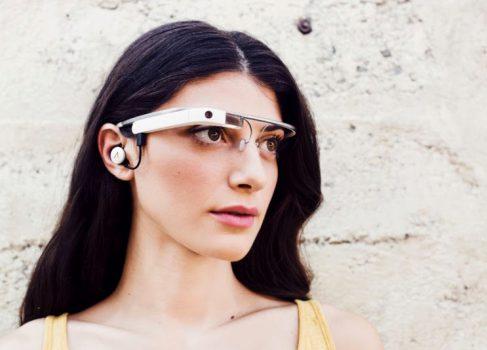 Обновлённые Google Glass показали общественности