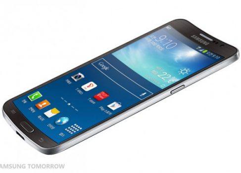 Samsung анонсировала Galaxy смартфон с изогнутым экраном