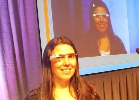 Девушку впервые в мире оштрафовали за вождение в Google Glass