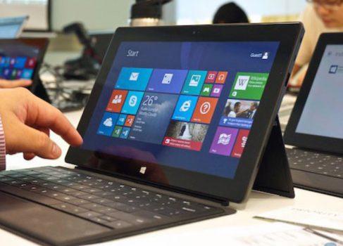 Microsoft снизила цену Surface Pro на очередные 100$