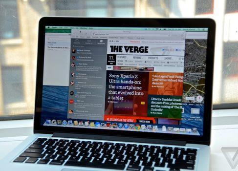 Apple приступает к разработке OS X 10.10