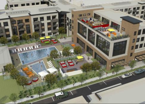 Facebook хочет построить жилой комплекс для сотрудников в Менло-Парк