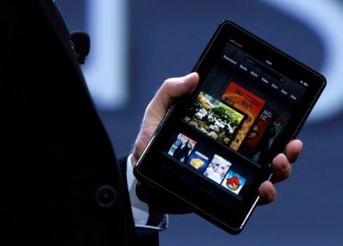 Amazon планирует запуск электронного ридера нового поколения в 2014 году
