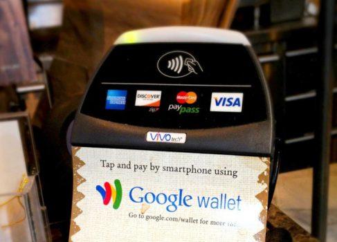 Дебетовая карта от Google Wallet