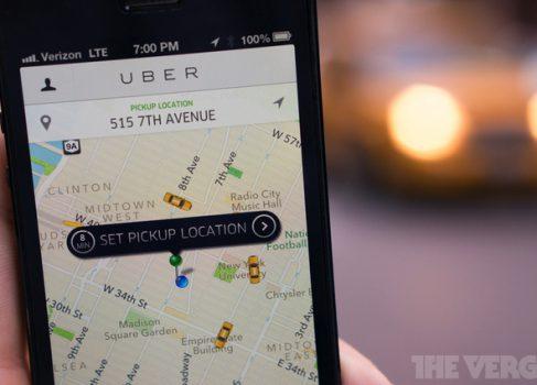 Uber захватывает Москву и планирует заполучить новых водителей с помощью скидки на авто