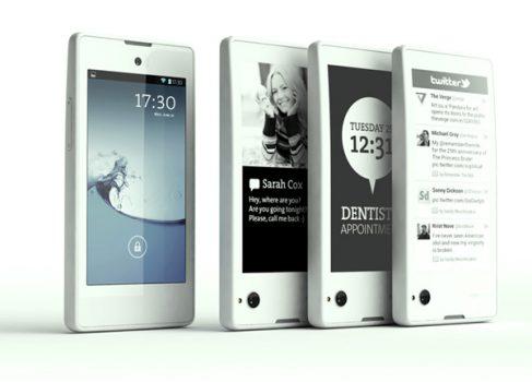 Начинаются продажи YotaPhone c двойным экраном в России