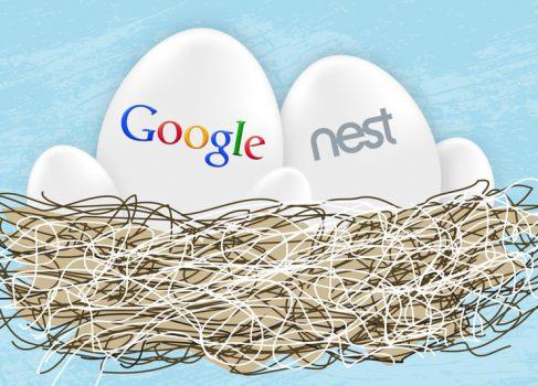 Google купил Nest за $3.2 млрд. наличными