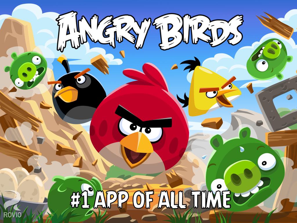 как скачать angry birds