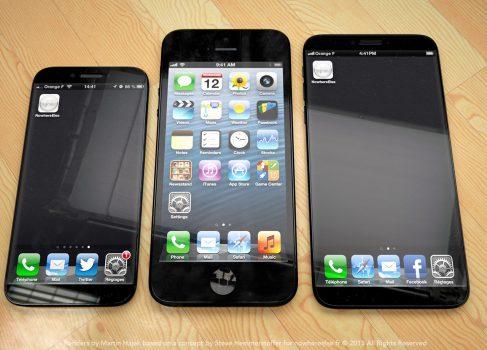 Два больших iPhone в 2014