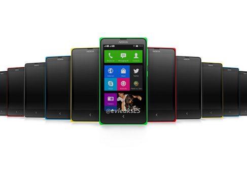 Nokia Normandy: Android смартфон с интерфейсом WP8
