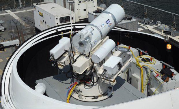 Navy-Laser