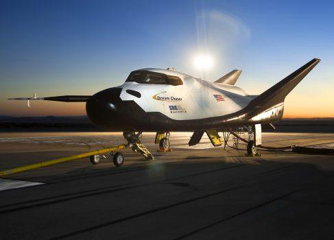 Dream Chaser готов к первому суборбитальному полету