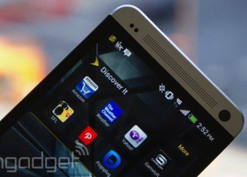 Владельцы HTC One в сети Sprint могут уже обновится до Android KitKat