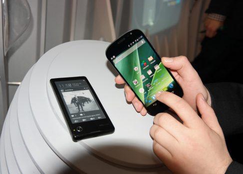 На MWC14 показали новый YotaPhone