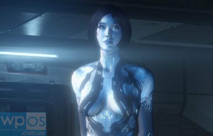 Halo-Cortana