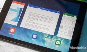 Microsoft выпустила Office for iPad