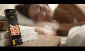 iOS-будильник с запахом бекона