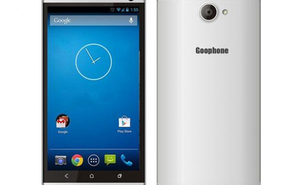 Goophone M8 скопировал HTC One