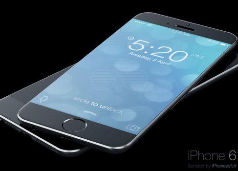 Передняя панель iPhone 6 утекла в сеть