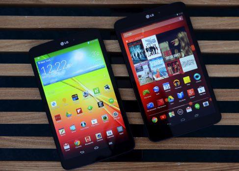 LG's G Pad 8.3 появиться в сети Verizon на этой неделе