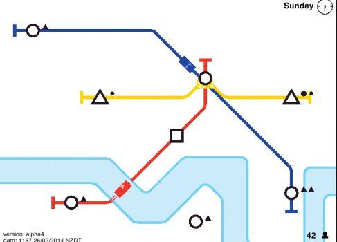 Mini Metro — игра для урбанистов