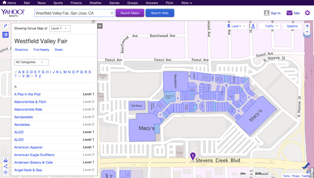 yahoo-indor-map